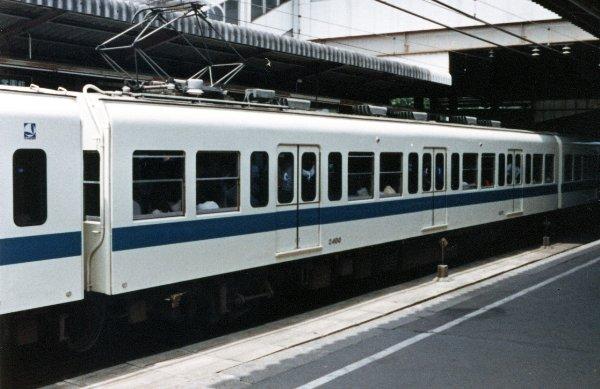 小田急2400系 1983年から1985年まで