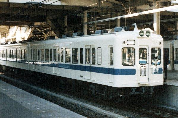 小田急2400系・1986年
